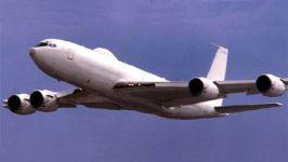 самолет-ретранслятор TACAMO E6